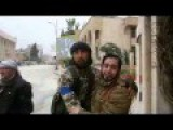 Scenes Of Battle Inside Idlib City Which Leads To Victory