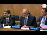 Syria UN Rep Jaafari Attacks Saudi Arabia For Its Conduct & Its Support Of Wahhabi Terror In Syria