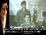 Saddam Hussein Speaks About The Betrayal Of Assad Regime English Subtitles