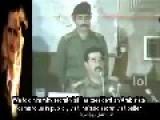 Saddam Hussein Speaks About The Betrayal Of Assad Regime English Subtitles