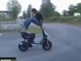 Scooter Stunt