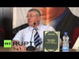 Serbia: We Must Give Up On EU, Integrate With Russia - Seselj
