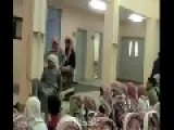Saudi Teacher Caught Lashing Student's Feet