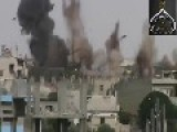Syria Militants Blow Up Barmawi Barrier In Daraa