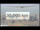Solar Plane Takes Off In Myanmar And Heads To China
