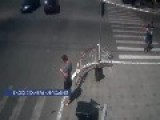 Standing In The Wrong Place At The Wrong Time