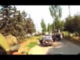 Soldiers Battalion Azov Near The Town Trying Sweep Marinka