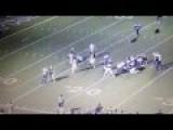 San Antonio High School Football Players Target Ref For Bad Call
