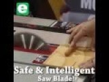 Safe & Intelligent Saw Blade!
