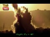 Syria - SAA Rocket Hits Rebel Stronghold 30 07