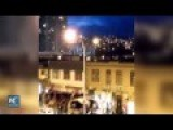 Street Video 8.4-magnitude Earthquake Chile +Tsunami Forecast Map