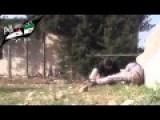 Syria Complitation: Fierce And Exciting Battle Between FSA Al Sham And Syrian Army + Raw Footage