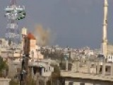 Syrian Air Force - Air Strikes Target Sheikh Miskin