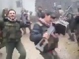 Syrian Arab Army Dancing To Horrible American Music