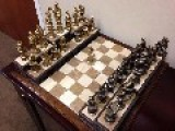 Senator Ted Cruz Doesn't Know How To Set Up His $800 Chess Board