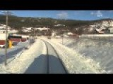 Slow TV: 9-hour-long Video Of A Train Travelling Through Norway