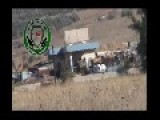 Syrian Sunni Arab Tank Hunters Get A Hit On The Turret Of Assad Regime T-55, With HJ-8 ATGM: Hama