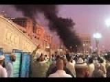Saudi Arabia: Suicide Bomber Strikes Near Prophet's Mosque In Medina