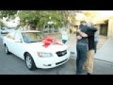 Surprise!: Magician Gives Disabled Veteran New Car And Free Rent For A Year