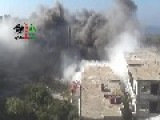 Syria - SAF Fine Airstrike In Salma 19 11