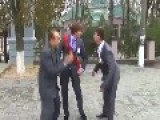 Strange But Funny Wedding