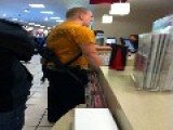 So A Guy Walks Into JC Penny With An Assault Rifle Strapped To His Back