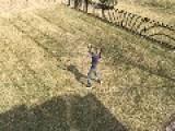 Slingshot Marshmallow Catch