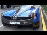 Supercar Invasion Of London By Arabs