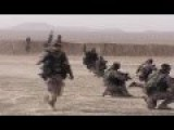 Swedish Army Live Fire Exercise Afghanistan