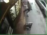 Smash And Grab Manchester UK Fail Even With Sledgehammers