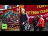 Socialists In UK March Against Capitalism On May Day