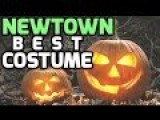 Sandy Hook Halloween! COSTUME Contest! Best Newtown Costume Is?