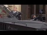 SWAT Teams Swamp Downtown Ottawa