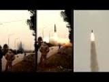 Syria: Hezbollah Firing Tochka-U Ballistic Missile