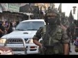 SYRIA WAR - HEZBOLLAH Militias In Action HD