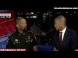 Sheriff David Clarke Outs Stuttering Lying Liberal Don Lemon Of CNN As A Habitual Lying Tool