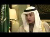 Saudi Foreign Minister On Executions, Syria And Iran