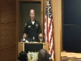 SLCPD Press Conference: Chief Burbank Addresses Investigation Of Officer-involved Shooting Of A Dog Geist