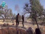 Syria- Al Sham Attacka Nd Overun Hamadiya Camp In Idlib Countryside