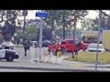 Suge Knight: Cops Recreate Death Scene With Suge's Truck And Dummies