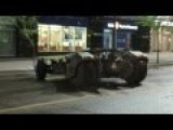 Suicide Squad Filming - Batmobile For All The Comic Film Geeks