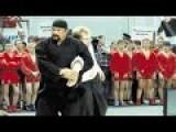 Steven Segal Shows Off His Aikido Skills In Russia!