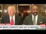 Steve Harvey Helping Trump....A Great Guy!