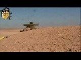 Syria - AOI Rebels Attack SAA Armor Convoy With ATGM 20 10