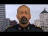 Sheriff Clarke: Black-on-black Crime Is The Real Threat
