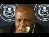 South African Coach Couldnt Stop His Tears For Meyiwa's Dead