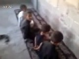 Syrian Kids Play ISIS Execution Game