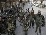 Syria Army Crush Militants In Lattakia, Daraa, Homs