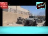 Street Fights Between Iraqi Forces And ISIS In Fellujeh