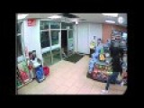 Surveillance Videos Of Group Of Men Robbing 2 Different Stores On Separate Nights
